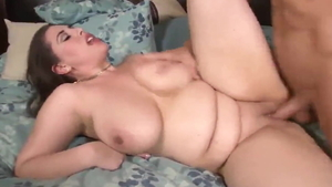 Busty amateur cowgirl sex