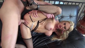 Mature Sarah Jessie blowjobs XXX