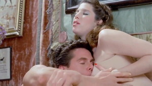 Perfect american Tracey Adams lusts rough threesome in HD